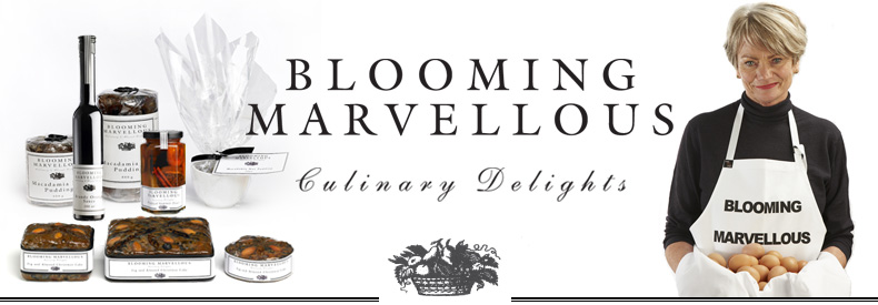 Christmas puddings & Christmas cakes from Blooming Marvellous, Australia